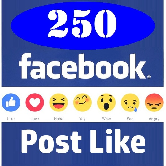 I will provide 200+ facebook post likes