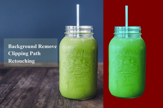 do photo Transparent Photoshop work, clipping path, photo editing
