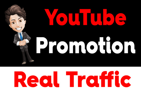 I will Do YouTube Video Marketing