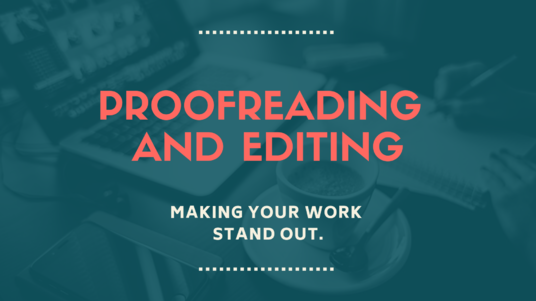 I will professionally proofread and edit English content, up to 5000 words