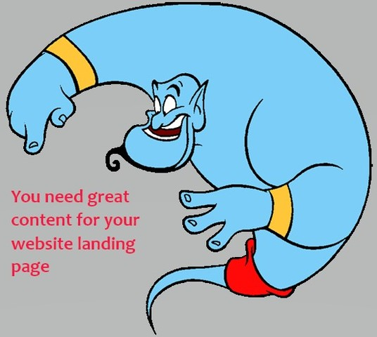 I will write Website Copy Content That Clicks Converts and Sells
