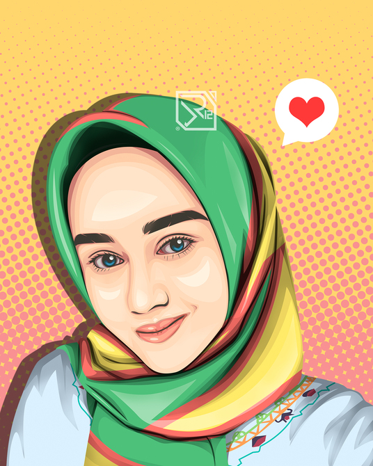 I will Draw your pictures into cartoon portrait