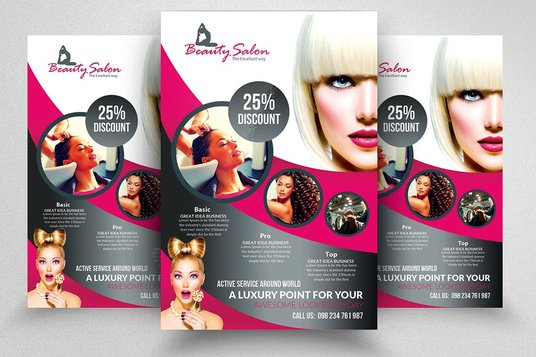 I will Design Professional Flyer, Poster Quickly