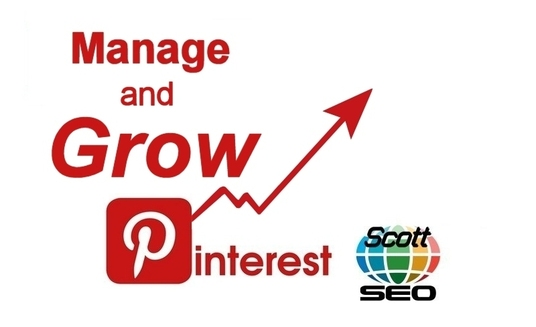 I will manage and grow your Pinterest account