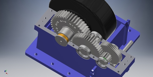 I will Professionally design any 2D or 3D models and assemblies in Solidworks or Autodesk Invento