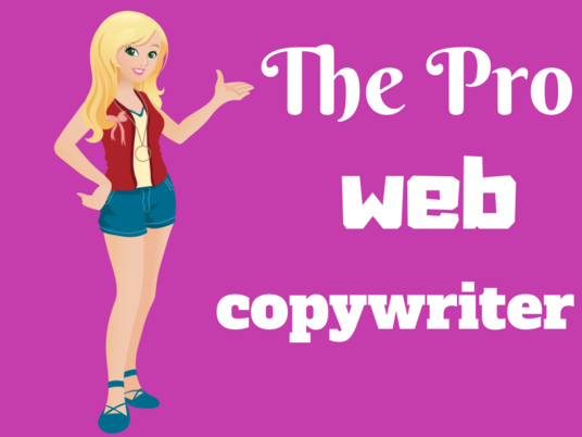 I will Write 500 Word of Copy as your best  web copywriter