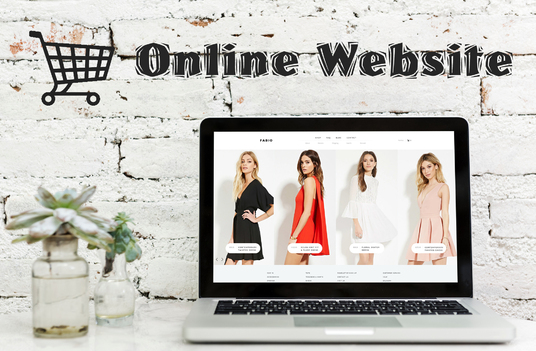 I will build an e-commerce website online store
