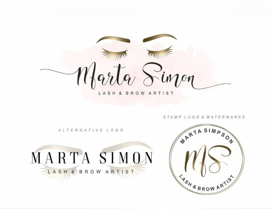 I will design attractive and decent beauty salon logo for you