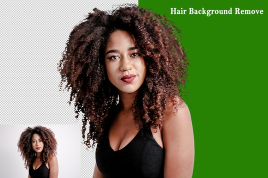 I will do Photoshop hair masking, Background Removal Photoshop Work