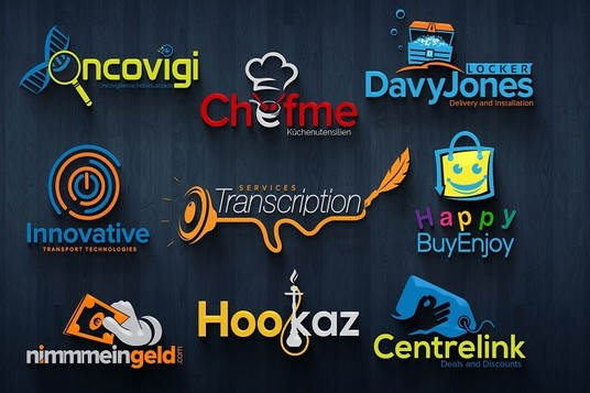 I will create 3D mockup of your Logo with 5 different variations