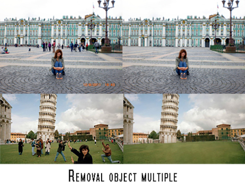 remove or add object or person in your image with Adobe Photoshop background removal Work