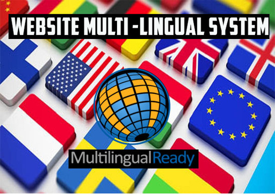 I will Add Multilanguage System In Your Website
