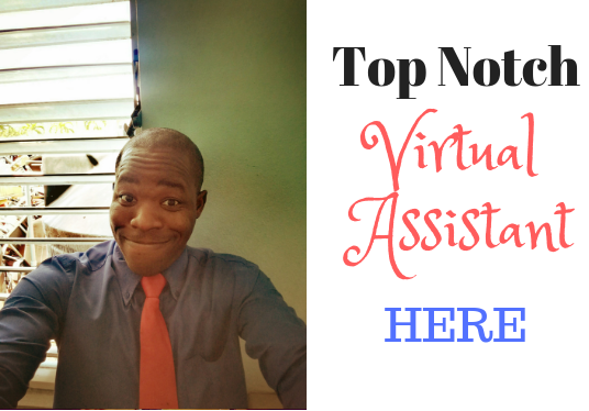 I will be your dedicated & top-notch Virtual Assistant for 3 hours