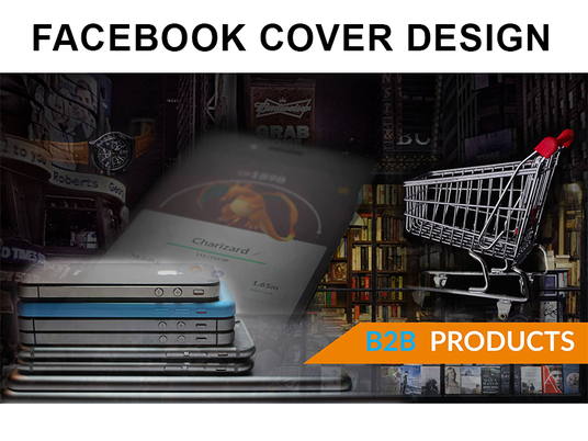 I will design facebook cover