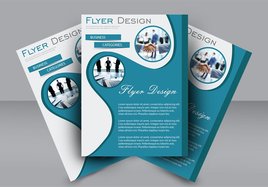 I will design a Creative and Professional Flyer and Poster for your Brand