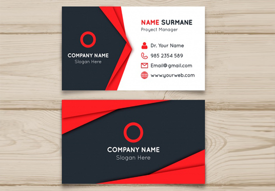 design a Professional and Creative Business Card