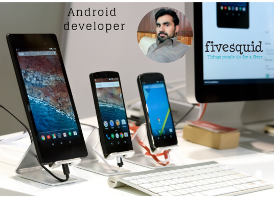 I will create an Android application for your business and website
