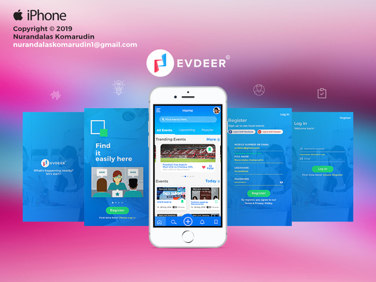 I will Design Mobile And Desktop Application User Interface