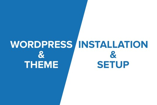 Install Wordpress Or Wordpress Theme Demo