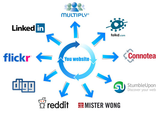 I will Create 100 Social Profile Backlinks For Your Business or Website