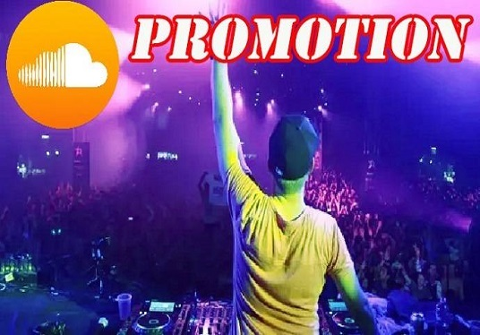 Add 1000 Targeted plays on your soundcloud