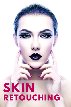 Do Skin Retouch, Photo Editing, Photo Enhancement