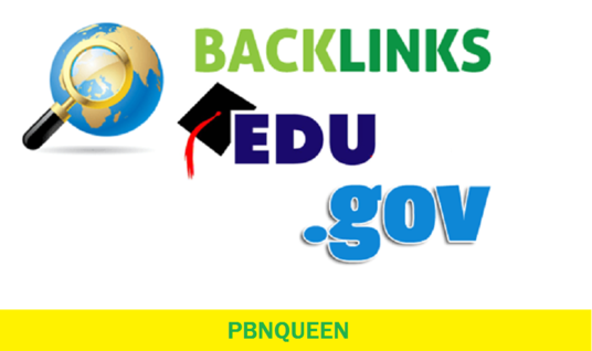 I will Manually Create Strong 20 EDU and GOV High DA Backlinks to Boost SEO