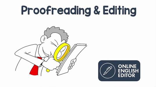 I will help with proofreading and content editing service - up to 5000 words