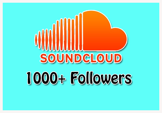 give you 1000+ soundcloud followers