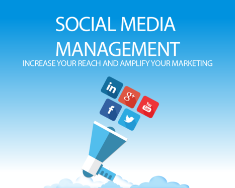 manage your social media for one month, increasing customer interaction and conversion