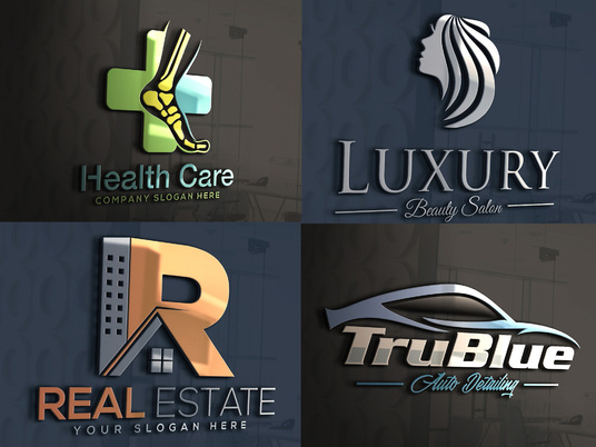 I will Design outstanding professional logos for your company or business with Unlimited Concepts
