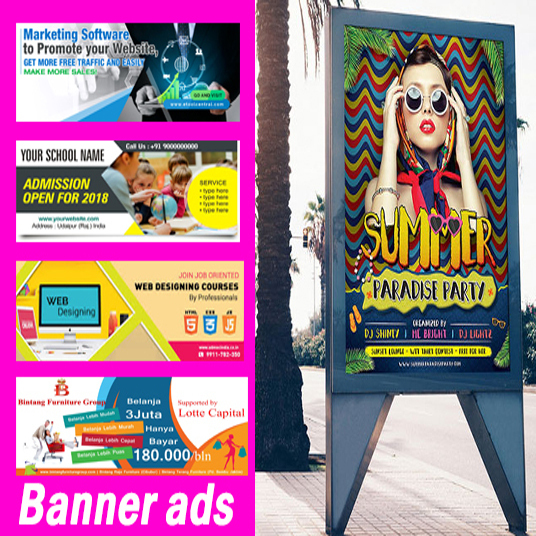 I will design unique Banner ads