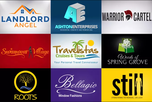 Logo Design with FREE Transparent PNG file