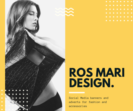 design 5 Social Media Banners or Adverts for your business