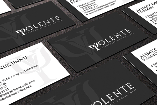 I will design business card and stationary