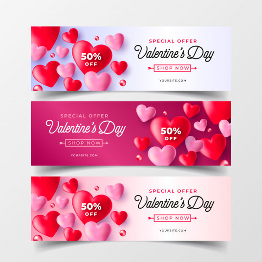 I will do any kind of graphic design work for valentine day