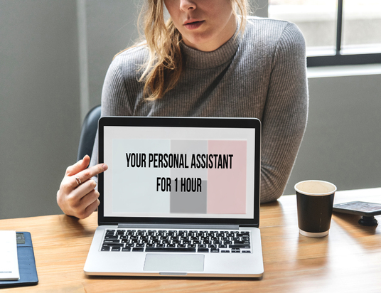 I will be your Personal Virtual Assistant