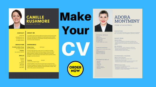I will Provide Professional Resume Writing Service