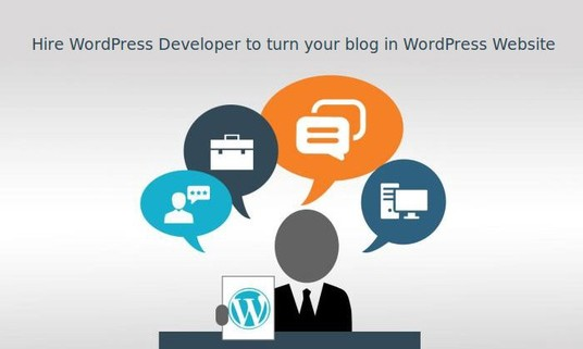 I will Create A Professional Wordpress Blog