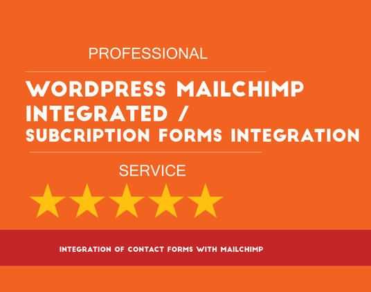 I will Setup Mailchimp on wordpress website