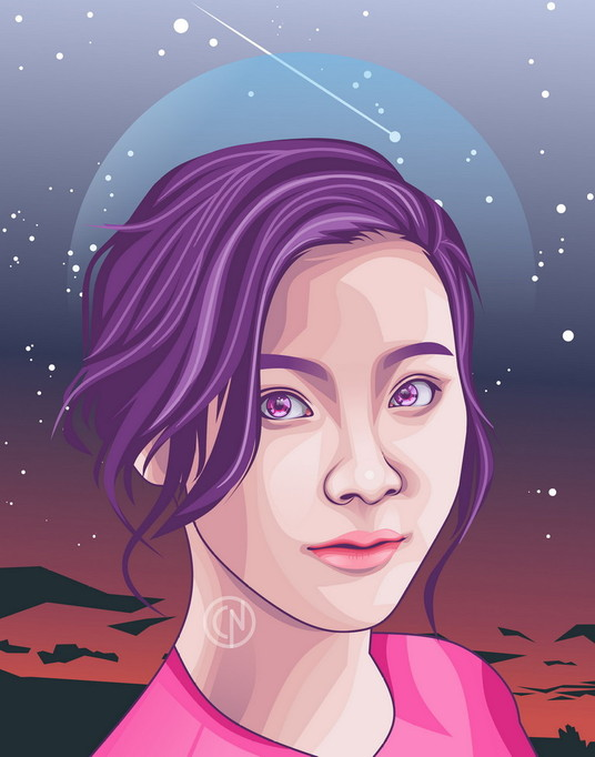 I will Draw Cartoon Caricature from your photo with Awesome Style