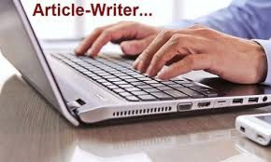 I will write up to 500 words on any topic for web content, article or blog