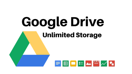 I will Give You Unlimited Google Drive Storage Account