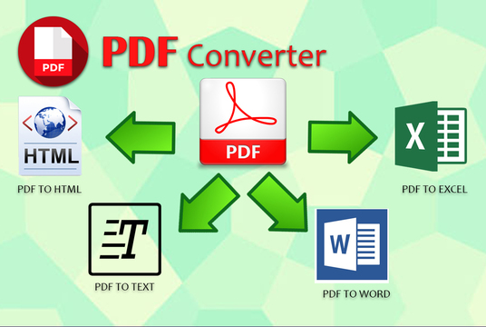 I will edit pdf, Modify and convert to any format
