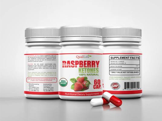 I will Create Supplement Label Design Professionally