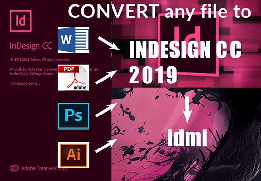 I will turn Your Word Document Into An Eye Catchy Indesign And PDF Format