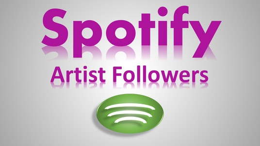 I will Add 1200+ Spotify Artist Followers, Real & Active Users Guaranteed
