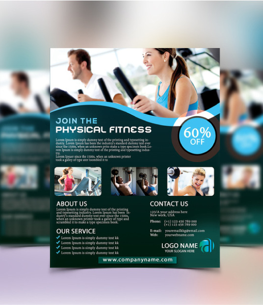 I will Design A Creative And Professional Flyer And Poster