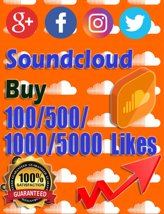 I will give you 2000 soundcloud plays