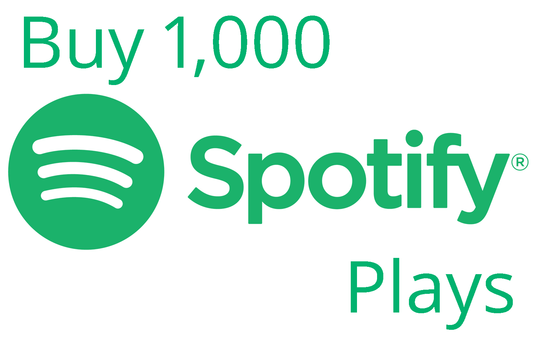 I will Provide  1000 High Quality Spotify Plays